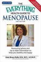 The Everything Health Guide to Menopause