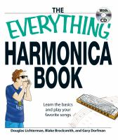 The Everything Harmonica Book