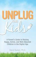 Unplug your Kids