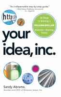 Your Idea, Inc