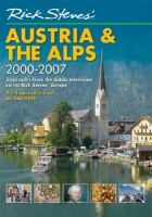 Rick Steves' Austria & the Alps 2000-2007