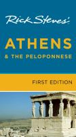 Rick Steves' Athens & the Peloponnese