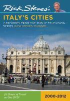 Rick Steves' Italy's Cities 2000-2009