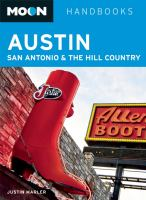 Moon Handbooks Austin, San Antonio & the Hill Country
