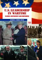 U.S. Leadership in Wartime