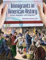 Immigrants in American History