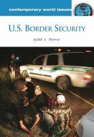 U.S. Border Security