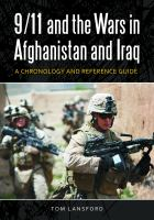 9/11 and the Wars in Afghanistan and Iraq