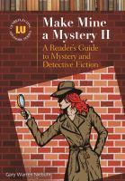 Make Mine A Mystery II