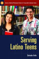 Serving Latino Teens