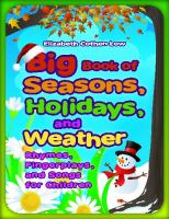 Big Book of Seasons, Holidays, and Weather