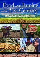 Food and Famine in the 21st Century
