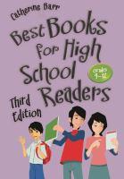 Best Books for High School Readers