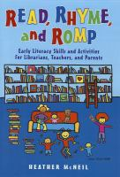 Read, Rhyme, and Romp