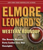 Elmore Leonard's Western Roundup