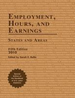Employment, Hours, and Earnings