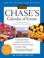 Chase's Calendar of Events 2016