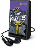 Old-time Radio Classic Favorites