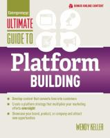 Entrepreneur Magazine's Ultimate Guide to Platform Building
