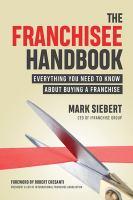 The Franchisee Handbook