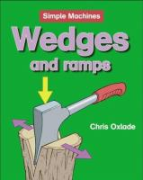 Wedges and Ramps