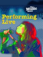 Performing Live