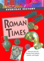 Life in Roman Times