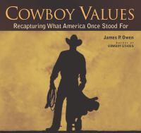 Cowboy Values
