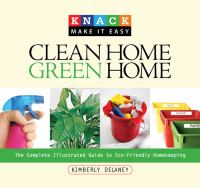 Knack Clean Home, Green Home