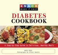 Knack Diabetes Cookbook
