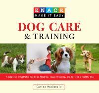 Dog Care & Training