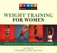 Knack Weight Training for Women