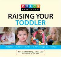 Raising your Toddler