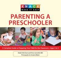 Knack Parenting A Preschooler