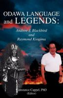 Odawa Language and Legends