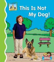 This Is Not My Dog!