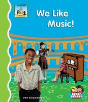 We Like Music!