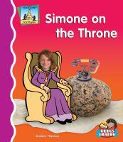 Simone on the Throne