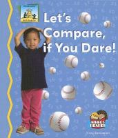 Let's Compare, If You Dare!