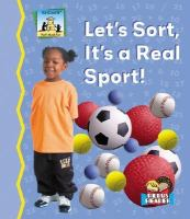 Let's Sort, It's A Real Sport!