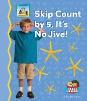 Skip Count by 5, It's No Jive!