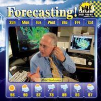 Forecasting!