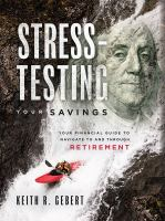 Stress-testing your Savings