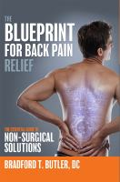 The Blueprint for Back Pain Relief