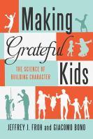 Making Grateful Kids