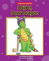 I Did It, Dear Dragon