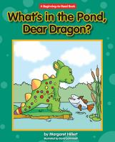 What's in the Pond, Dear Dragon?