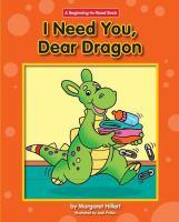 I Need You, Dear Dragon