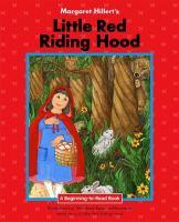 Margaret Hillert's Little Red Riding Hood