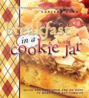 Breakfast in A Cookie Jar